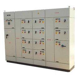 Heavy Duty Control Panel, Operating Voltage: 220 Voltage, Degree of Protection: 25 Degree