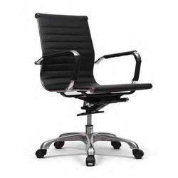 Black Offices Executive Chair, Width: 20 Inch