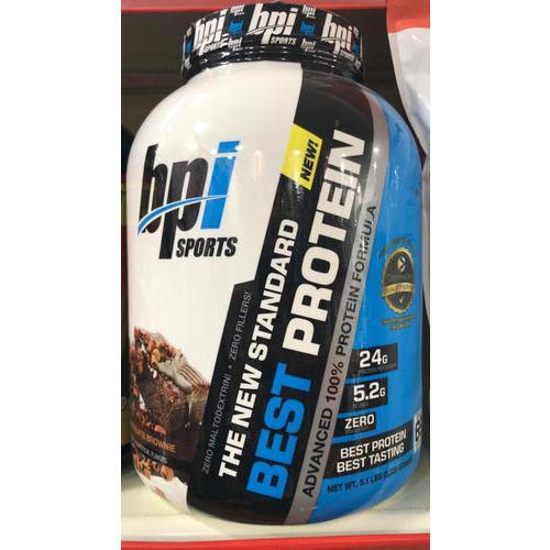 Bpi Sport Best Protein Powder Packaging Type Plastic Container Rs