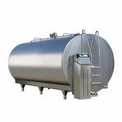 Milk Dump Tank