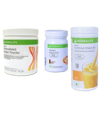 Weight Loss And Weight Gain Herbalife Product