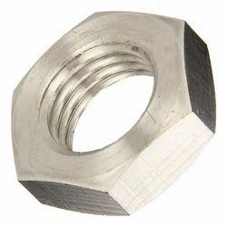 Iron Nut, Size: 6-40 Mm
