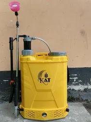 karanji 2 in 1 battery sprayer, 4.5 Kgs