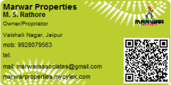 Commercial Plot For Sale In Jaipur City, Size/ Area: 5000 Sq.Yds.