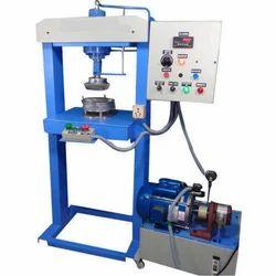 Semi - Automatic Paper Plate Making Machine