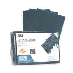 3m Mighty Blue General Purpose Hand Pads