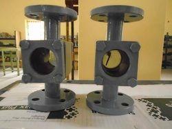 Dual Sight Flow Indicator