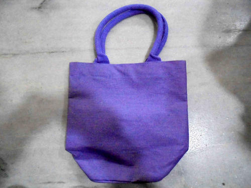 ISPL Bottom Gusset Jute Pouch