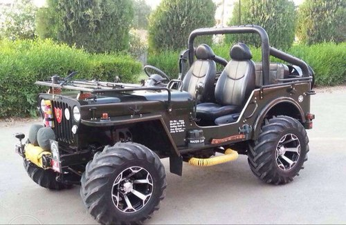 Jeep New Model >> Open Modified Jeep