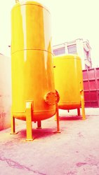 Industrial Air Receivers