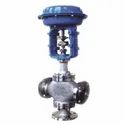 Diaphragm Type Control Valves For Thermic Fluid