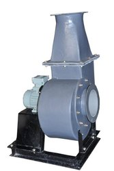 Electric Blower High Pressure PP FRP Ducting, Blowers