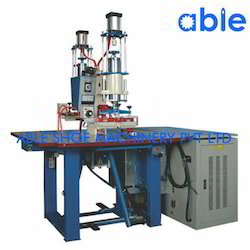Jingneng 5kW Pneumatic High Frequency Leather Welding Machine