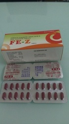 Ferrous Fumarate Folic Acid and Zinc Sulphate Tablets