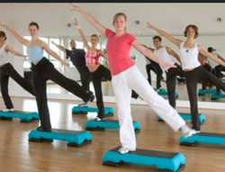 Step Aerobics Training Class
