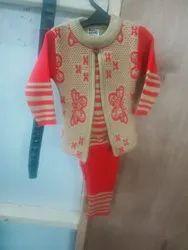 Woolen  Baby Pajami Suit