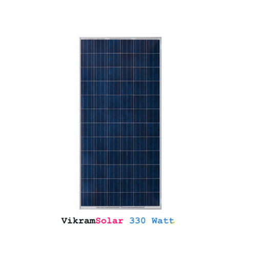 Ip68 Ip67 3 Bypass Diodes 330w Vikram Solar Panel Rs 22