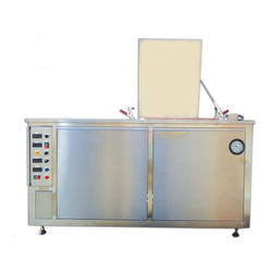 2 Stage Ultrasonic Cleaning Machine