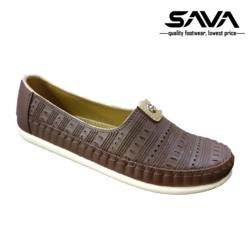 Women Casual Wear Sava PVC Belly