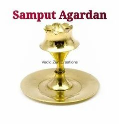 IH-01 Incense Holder Samput Agardan