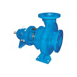 Mechanical Seal Type Pump