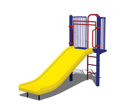 Yellow Wide Slide