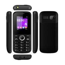 1.8 Inch Black Feature Phone