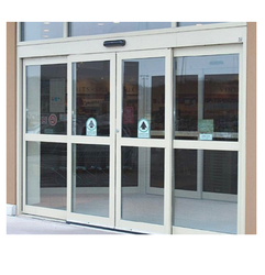 Hulk Mild Steel Automatic Doors