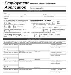 Application Form Printing Service