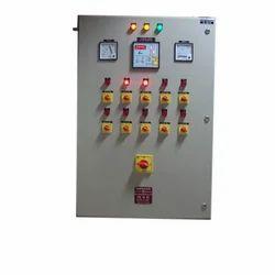 Mild Steel Power Factor Control Panel