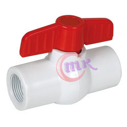 Threaded Plastic Ball Valve