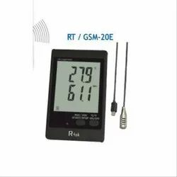 Sound and Light Alarm Temperature & Humidity Data Logger