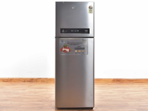 Whirlpool 340L 2 Star Frost Free Double Door Refrigerator, Whirlpool on