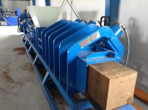 Automatic Coir Pith Block Machine