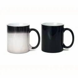 Teesco Ceramic Magic Coffee Mug, Packaging Type: Box