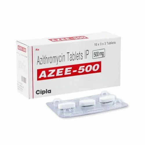 Azee 250 & 500 & 1000 mg, Packaging: 1*5, Rs 150 /strip Heartberry  Pharmaceutical | ID: 22295542262