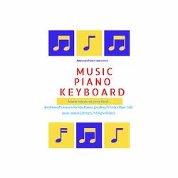 Full Time Online Keyboard Music Class