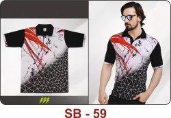 SB-59 Polyester T-Shirts