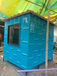 FRP security Cabin MTC