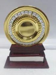 Metallic Trophy