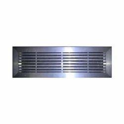 Aluminium Floor Grille