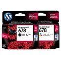 678 HP Ink Cartridges