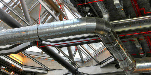 Spiral Duct For Ventilation Spiral Ducts For Ventilation