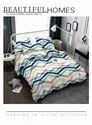 3D Glace Cotton Bed Sheets