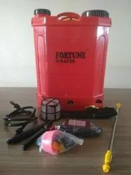 MADE IN INDIA FORTUNE 2in1 battery sprayer