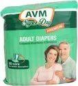 AVM Super Dry Premium Medium Adult Diapers