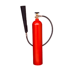 Portable Aluminium Fire Extinguisher Cylinder