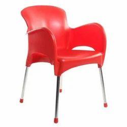 CELLO Plastic Fancy Chair, For Restaurant