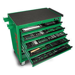 8 Drawer Jumbo Tool Trolley (New) GT36001