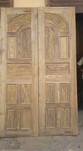Wooden Interior Doors Belvedere Park Jaipur S B Incorporeal